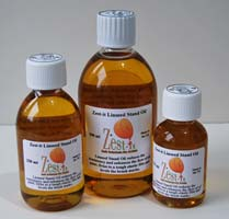 Zest it Linseed Stand Oil group